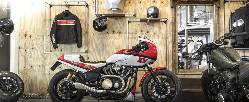 Comment conduire une moto yamaha