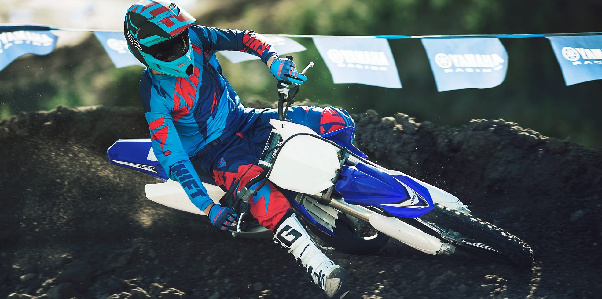 YZ 125 2017 Points forts,accessoires