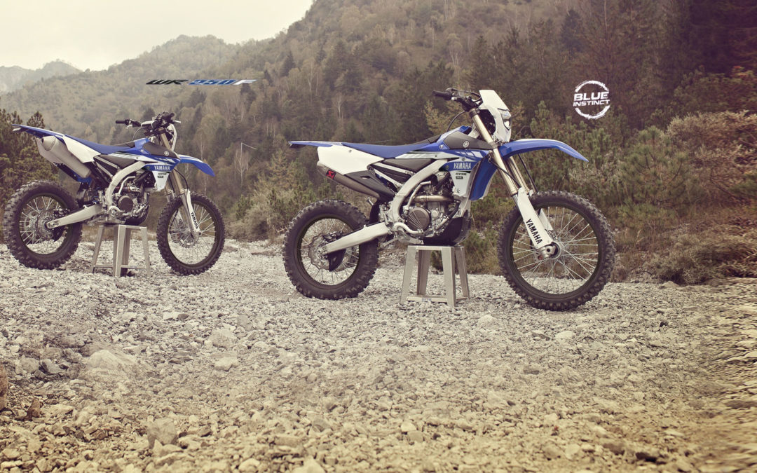 WRF 250 2017 Points forts, accessoires