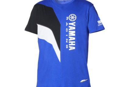 t-shirt yamaha bleu homme-Collection YAMAHA PADDOCK