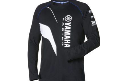 t-shirt yamaha homme noir-Collection YAMAHA PADDOCK