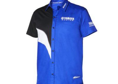 chemise yamaha-Collection YAMAHA PADDOCK