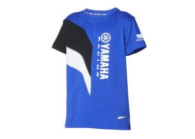 t-shirt yamaha bleu enfant-Collection YAMAHA PADDOCK