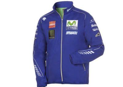 Blouson Softshell officiel Yamaha MotoGP