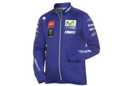 Veste zippée officielle Yamaha MotoGP