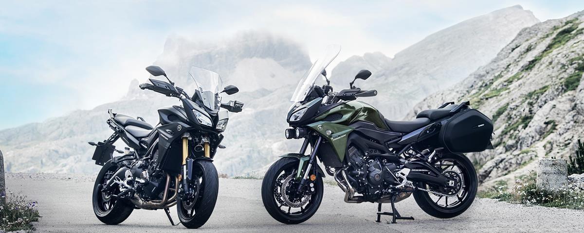 Tracer 900 exploitez les ressources de votre Yamaha