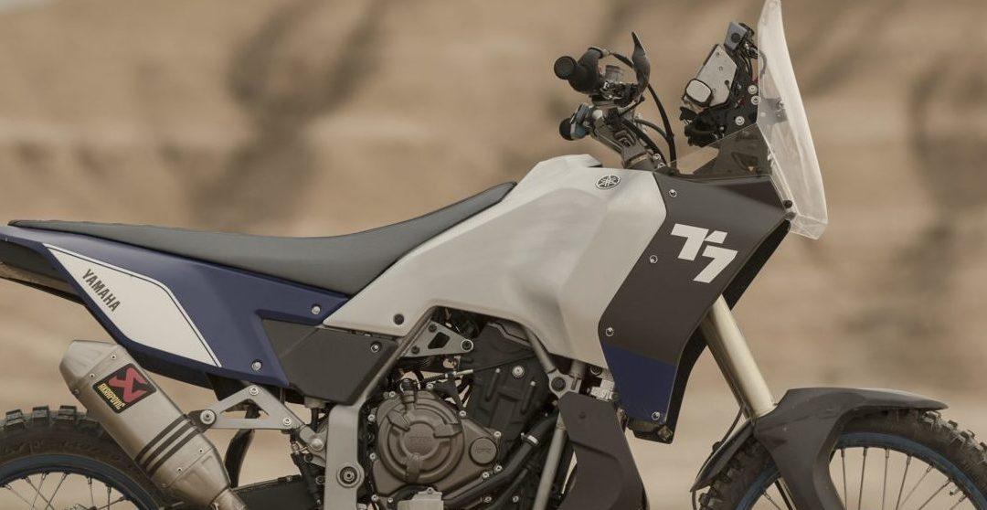 Yamaha T7 L'Aventure avec un grand «A»