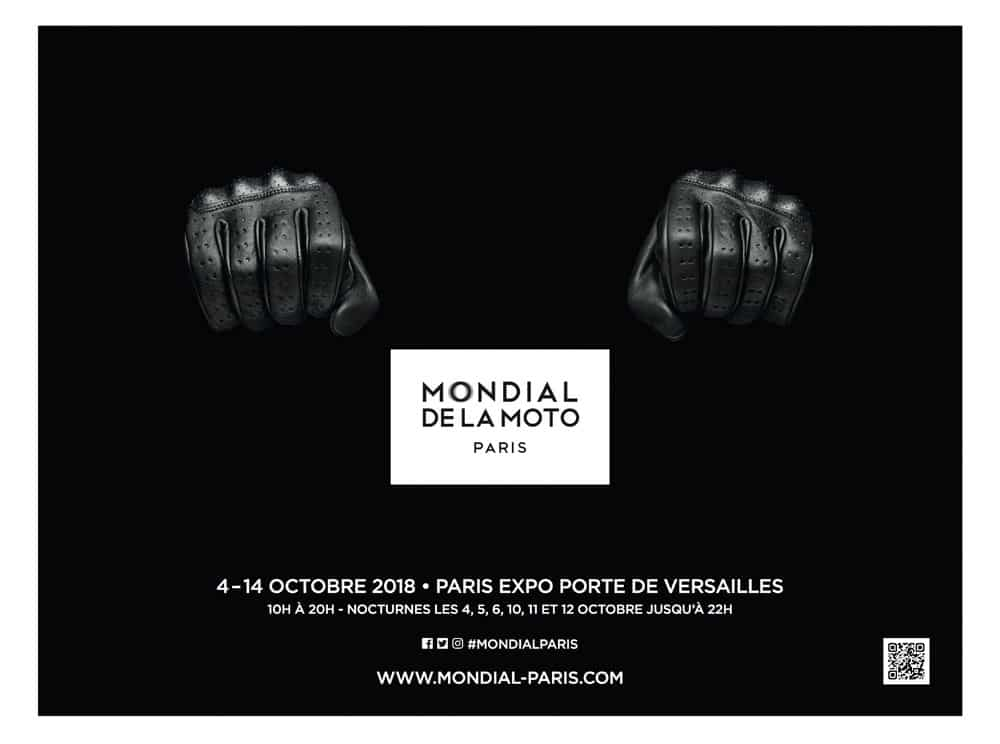 PARIS MOTOR SHOW 2018 / DIMANCHE 7 OCTOBRE