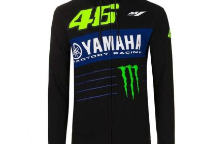 Sweat VR46 Valentino Rossi 2020 Noir Powerline