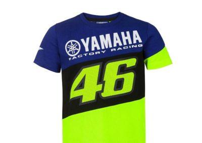 T-Shirt VR46 Valentino Rossi Enfant 2020
