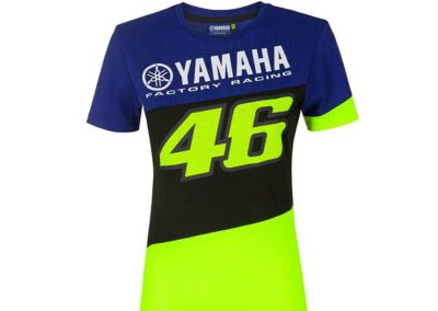T-Shirt VR46 Valentino Rossi Femme 2020